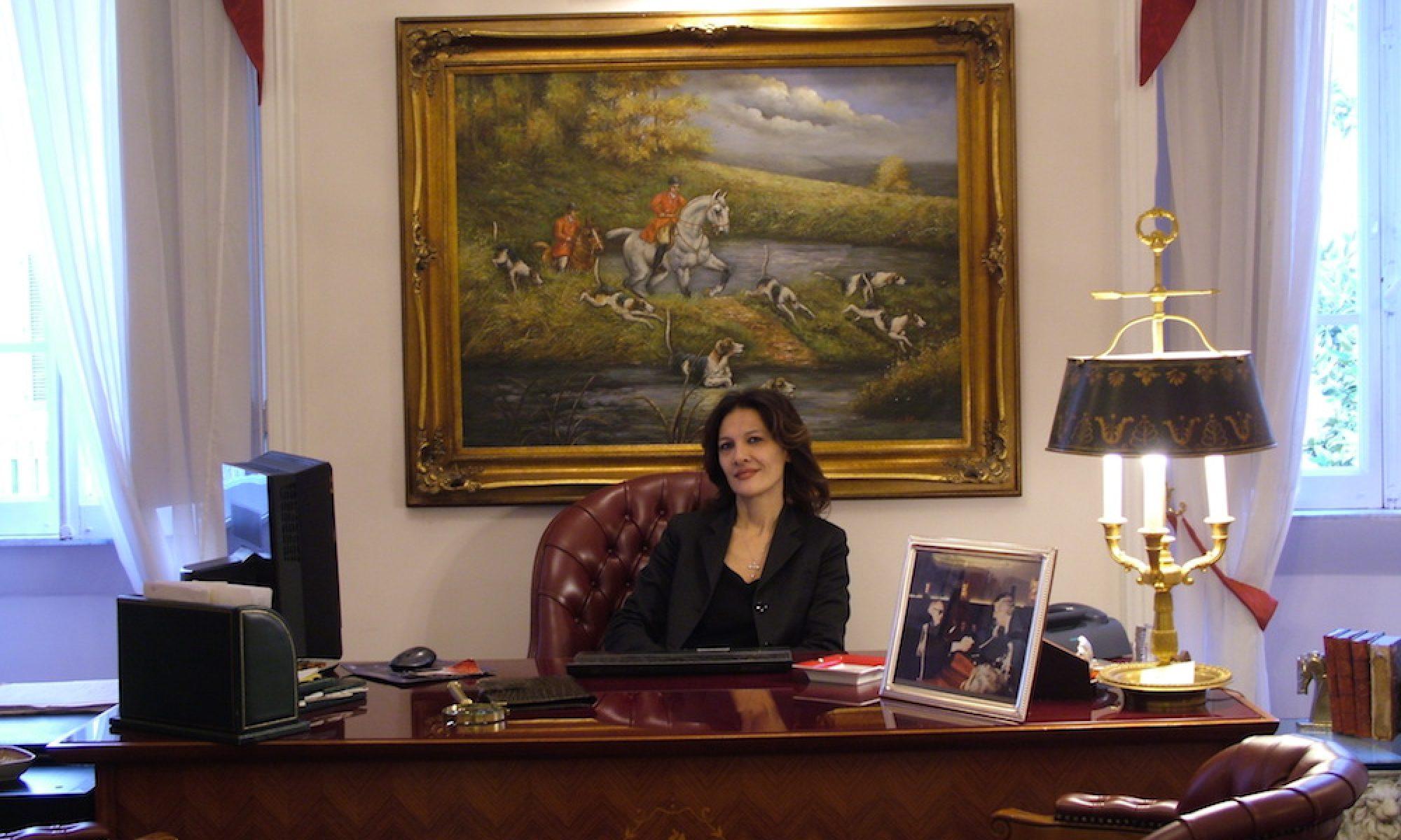 Avvocato Angelica Parente
